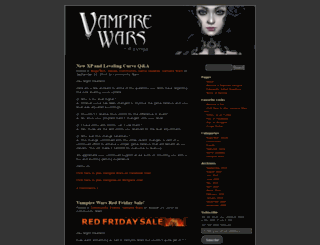 vwars.wordpress.com screenshot