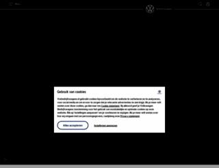 vwbedrijfswagens.nl screenshot