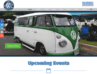 vwclubofhawaii.com screenshot