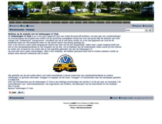 vwltclub.nl screenshot