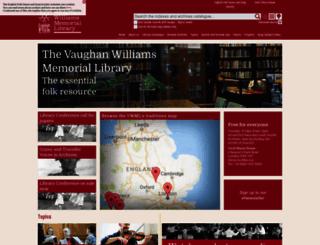 vwml.org screenshot
