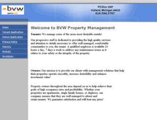 vwpm.propertyware.com screenshot