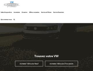 vwprestige.com screenshot