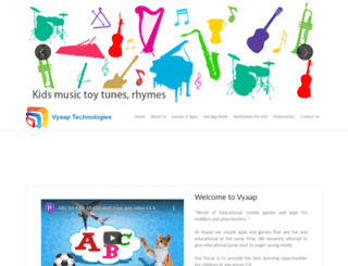 vyaap.com screenshot