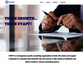 vyapt.com screenshot