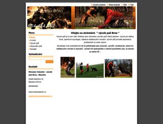 vycvikpsu.net screenshot