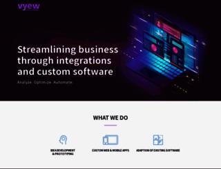 vyew.com screenshot