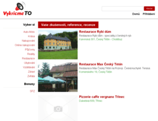 vykricmeto.cz screenshot