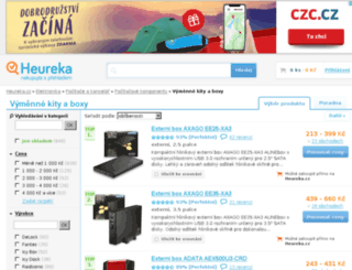 vymenne-kity-boxy.heureka.cz screenshot