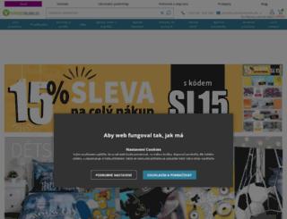 vyprodejskladu.eu screenshot