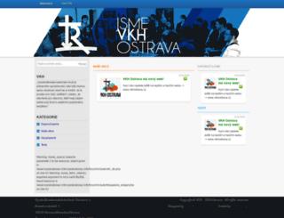vysokoskolaci.info screenshot