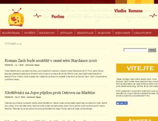 vyvoleni-2013.cz screenshot