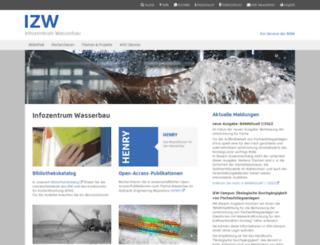 vzb.baw.de screenshot