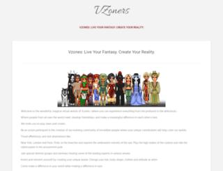 vzoners.com screenshot