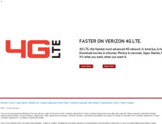 vzwshop.com screenshot