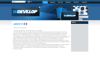 w-develop.com screenshot