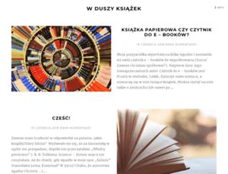w-duszy-ksiazek.pl screenshot