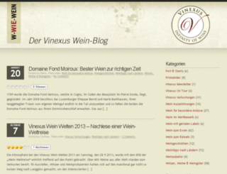 w-wie-wein.de screenshot