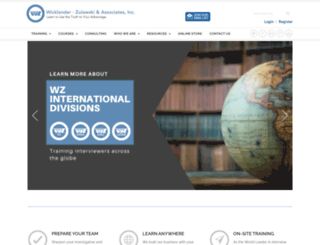 w-z.com screenshot