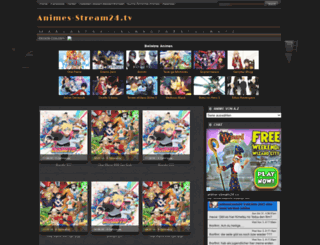 w.animes-stream24.net screenshot