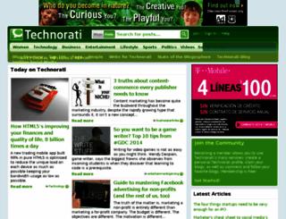 w.pingerati.net screenshot