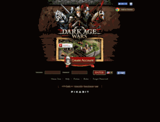 w03.darkagewars.com screenshot
