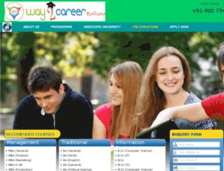 w2ckolkata.com screenshot