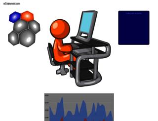 w3.hakomoki.com screenshot