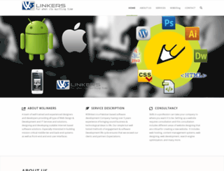 w3linkers.com screenshot