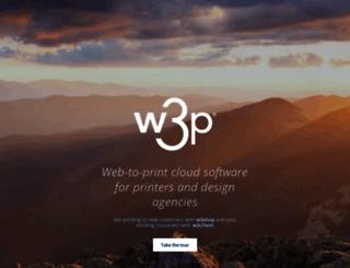 w3p.com screenshot
