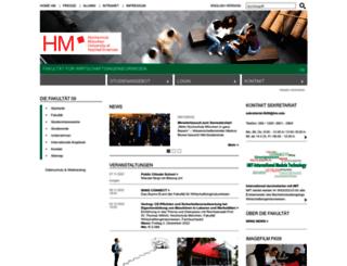 w3wi-n.hm.edu screenshot