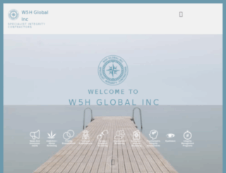 w5h-global.com screenshot