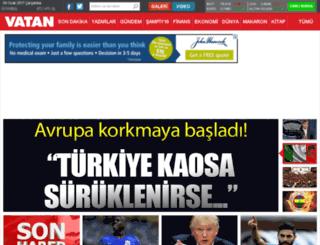 w9.gazetevatan.com screenshot