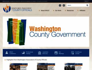 wa-aco.civicplus.com screenshot