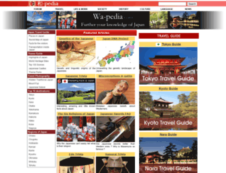 wa-pedia.com screenshot