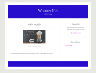 wabber.net screenshot