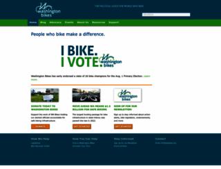wabikes.org screenshot