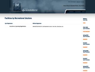 wac.imtrackonline.com screenshot
