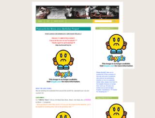 wackycashew.wordpress.com screenshot