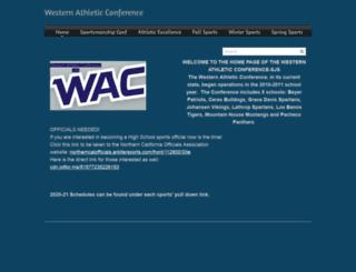wacsjs.com screenshot