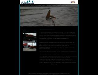 waddeninzicht.nl screenshot