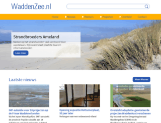 waddenzee.nl screenshot