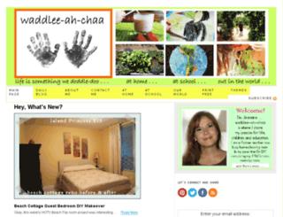 waddleeahchaa.com screenshot