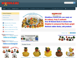 waddlers.com screenshot