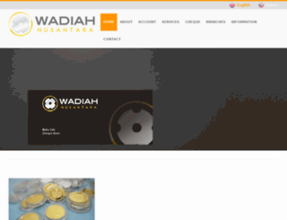 wadiahnusantara.com screenshot