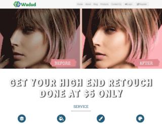 wadudkhan.com screenshot