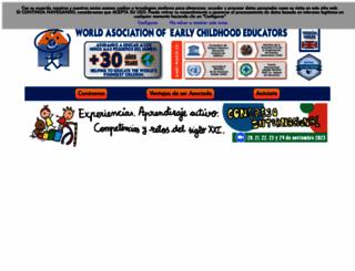 waece.org screenshot