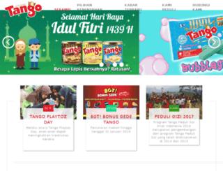 wafertango.com screenshot