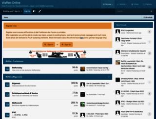 waffen-online.de screenshot
