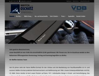 waffen-oschatz.de screenshot